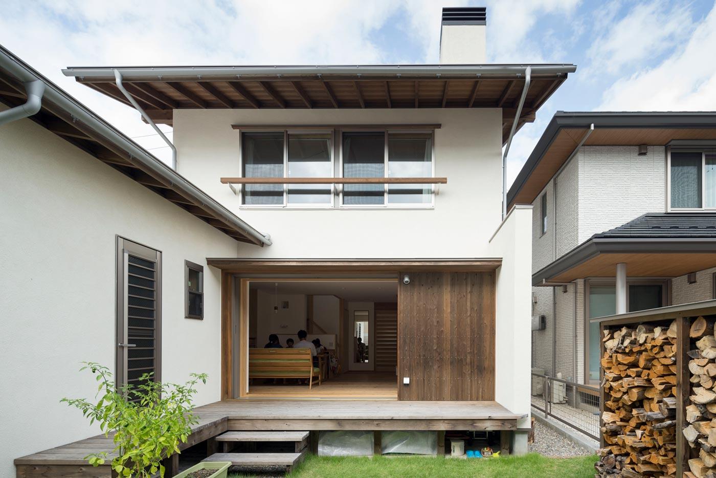 大倉町の家
