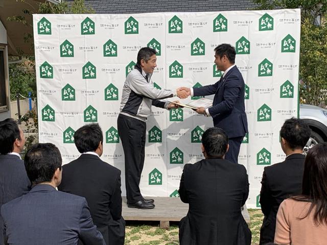 春日井の家が国内初のFSCプロジェクト認証を受けました☆