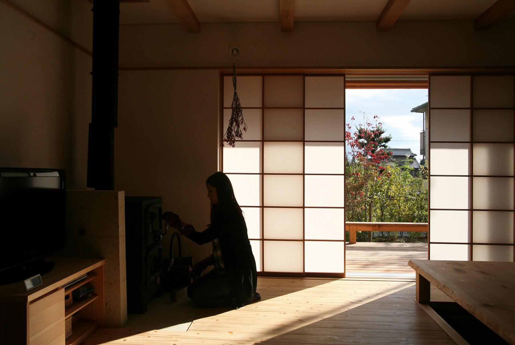 愛知県稲沢市一色巡見町オープン完成見学会