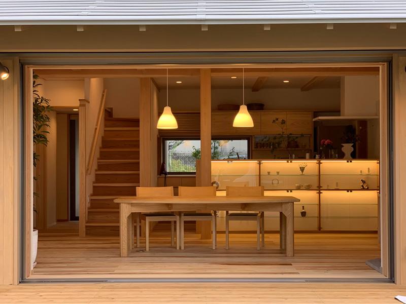 春日井の家モデルハウス