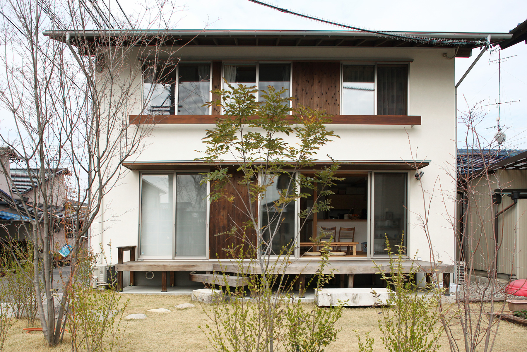 玉ノ井の家