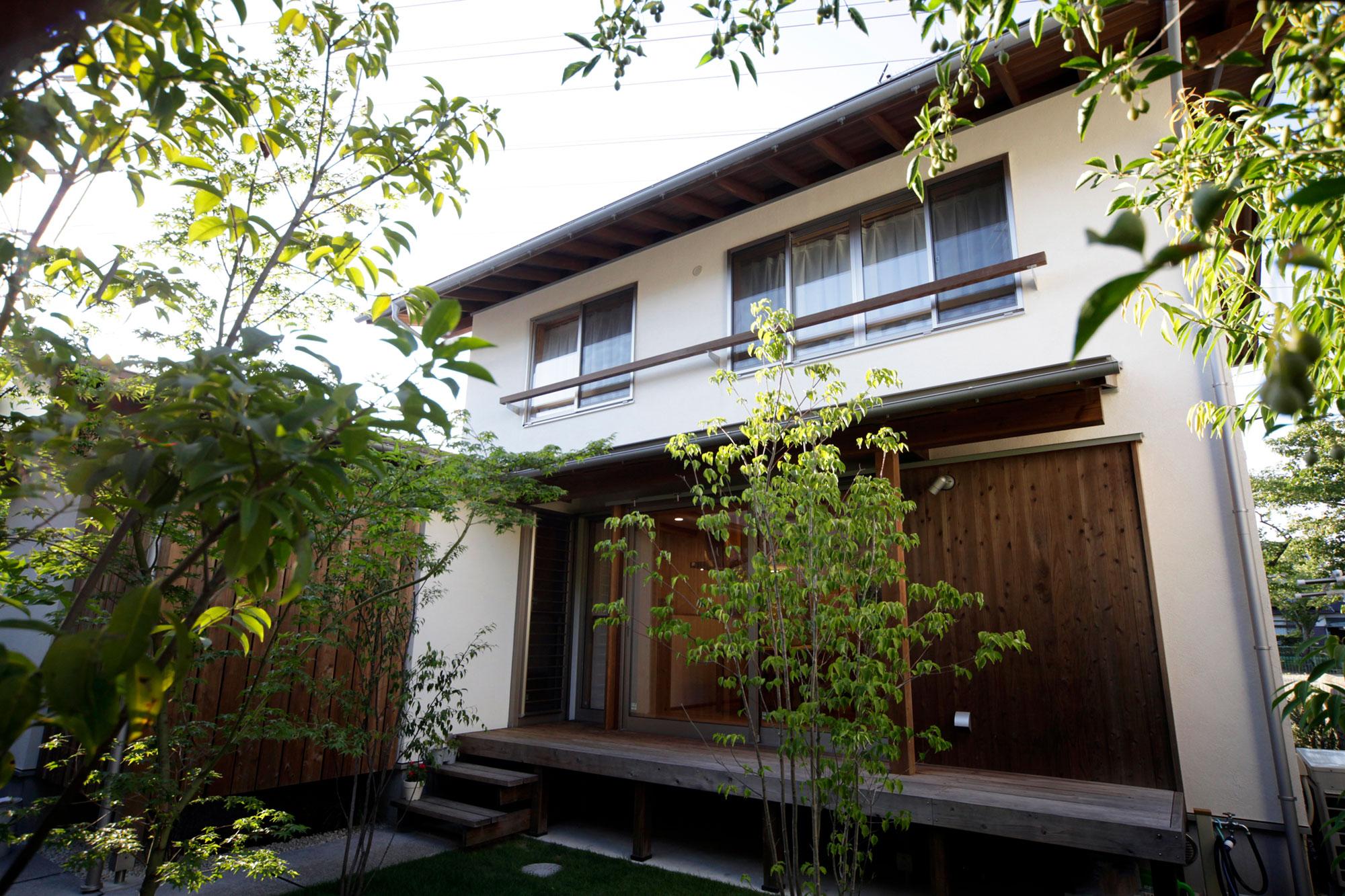 東緑町の家