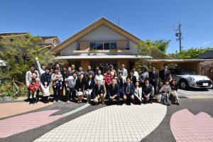 春日井の家モデルハウス 4/27オープンいたしました!