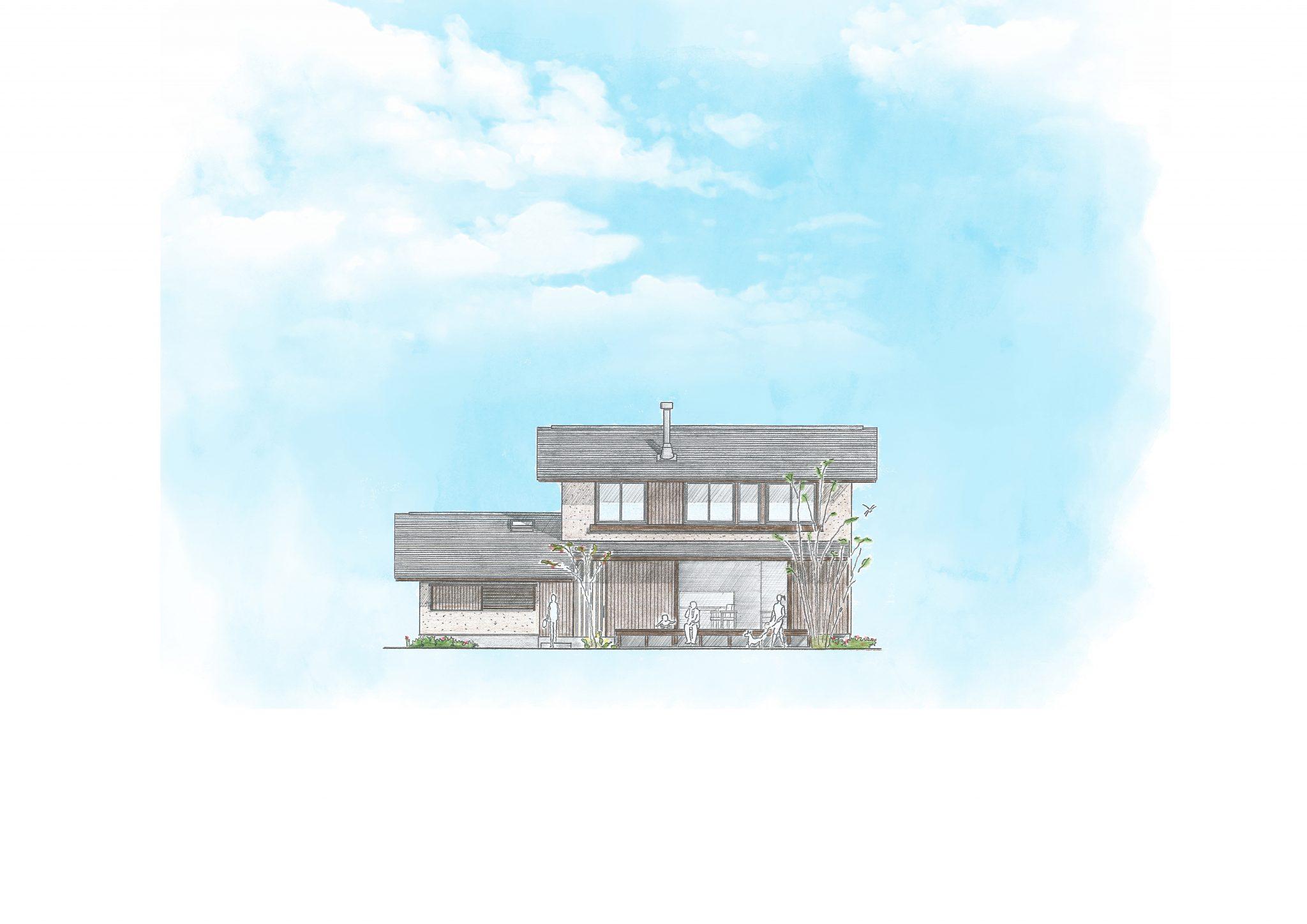 「新神宮の家」モデルハウスオープン