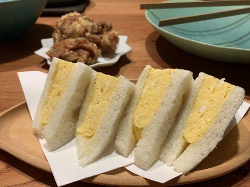 near Parkさんの卵サンド☆