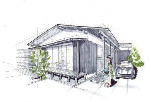 リフォームモデルハウス「ここんの家」