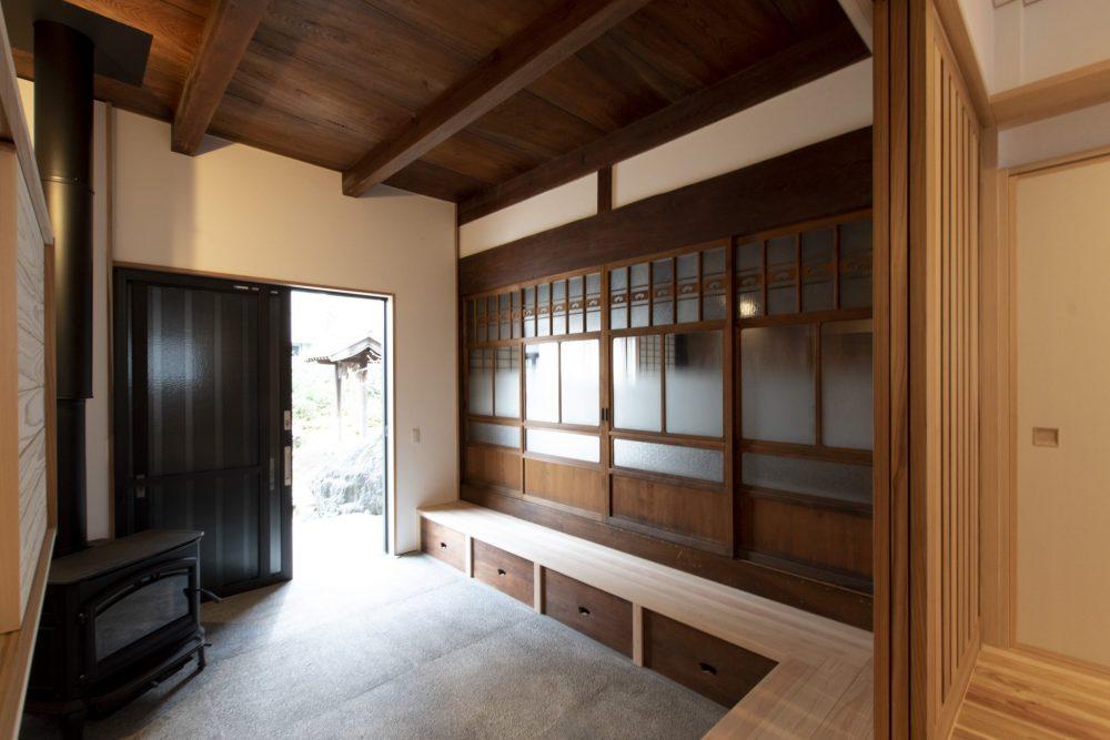 自然素材リフォーム | 江南の家