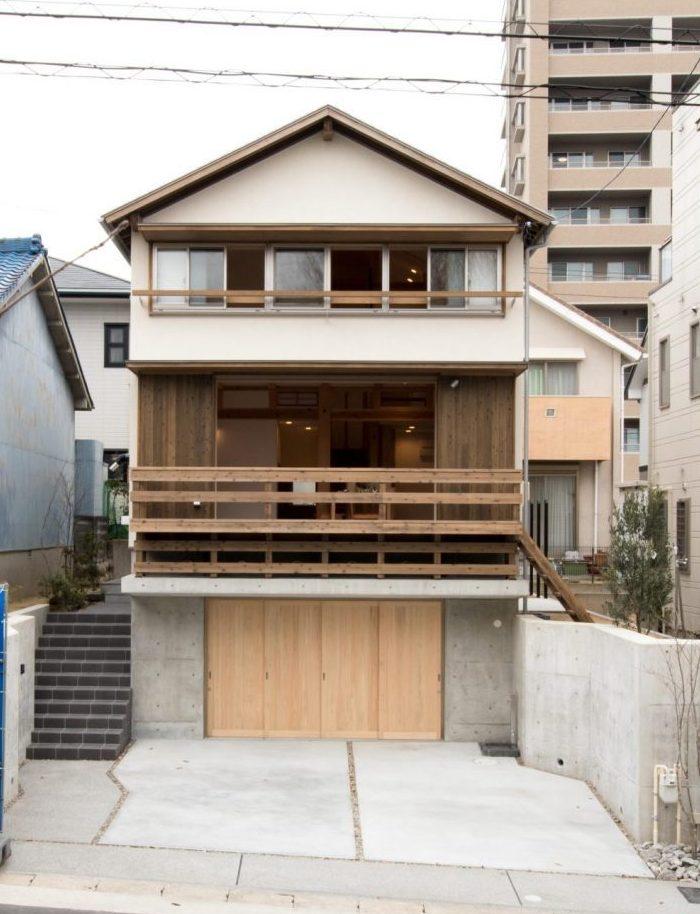 彌富ケ丘の家