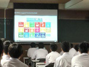 学校法人名古屋学院さんのSDGsの授業!