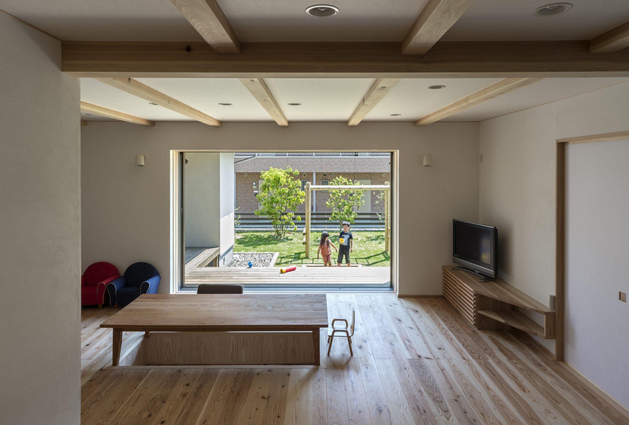 """""""お庭と暮らす、のびやかな家""""新築完成見学会【終了】"""