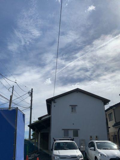 二つ屋根の家 一宮市K様邸☆