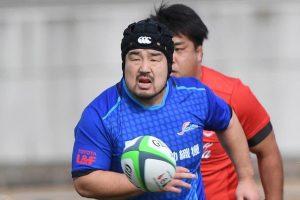 2015年ラグビーワールカップ日本代表,長江選手来社!
